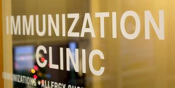 Immunization Clinic coming to LA
