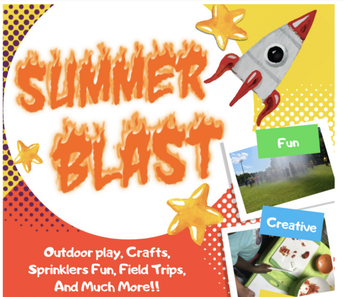 Summer Blast at Parks and Recreation