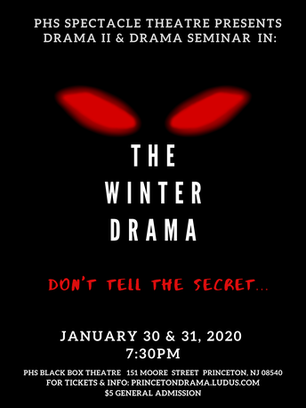 PHS Winter Drama