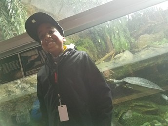 Isaiah at the Zoo
