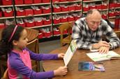 A Veteran Afterschool Volunteer