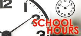 STAGGERED DISMISSAL TIMES FOR TERM 2