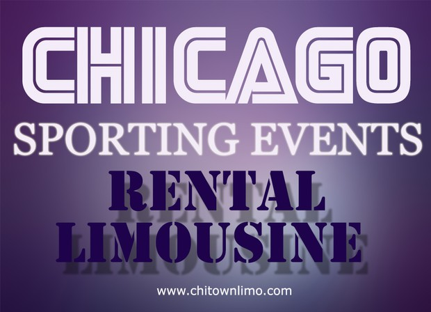 Chicago Sporting Events Rental Limousine