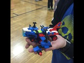 What a cool creation at LEGO NIGHT!
