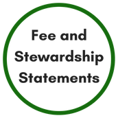 Stewardship & Fee Statements