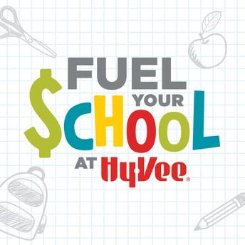 Hy-Vee Fuel Your School