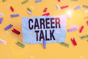 Virtual Career Talks and Presentations