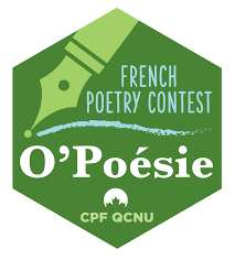 Canadian Parents for French National Poetry Competition
