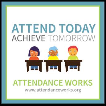 Attendance Helps Achievement!