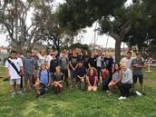 Awesome 8th Grade Softball Team