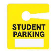 Student Parking Passes