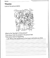 Red Group's Worksheet