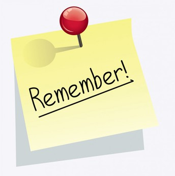 During our full remote instruction time, please remember...