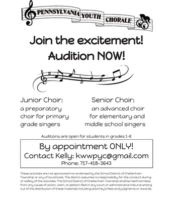 PA Youth Chorale