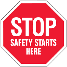 Drop off & pick up safety reminders: