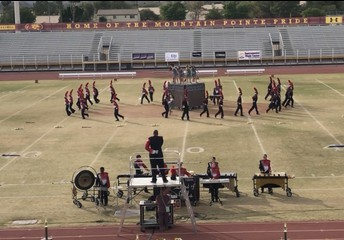 2019 Owls Band Season Finishes Strong