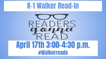 K-1 Read In 3:00-4:30 - April 17th