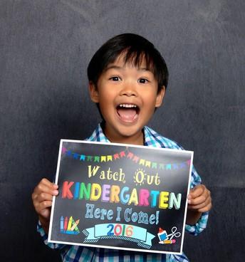 Update for kindergarten families