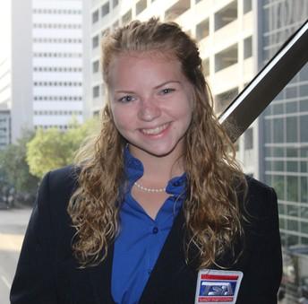 Caroline Mccall -Secretary