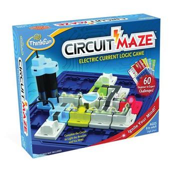 ThinkFun CircuitMaze Game