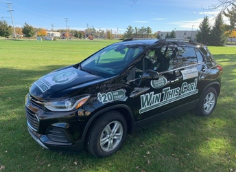 ANNUAL STRONGSVILLE ATHLETIC BOOSTERS CAR RAFFLE - DRAWING TONIGHT (11/20) FOR A 2020 CHEVY TRAX!