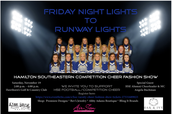 HSE Competitive Cheer Fashion Show