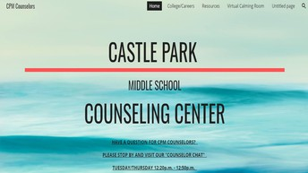 Visit our Counseling Center Website!