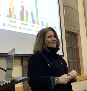 Heather Manchester, Curriculum Director