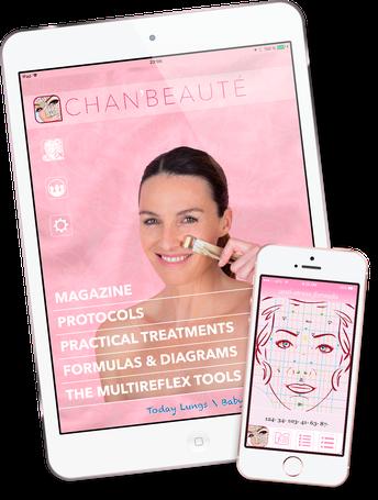 Le fameux magazine interactif du Chan'beauté