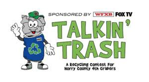 TALKIN' TRASH Contest - EARN COUPONS FOR OUR DRAWING
