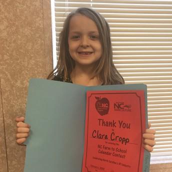 Farm to School Essay Contest