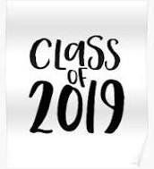 2019 Senior Notebook