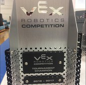 Sweetwater VEX League Champions
