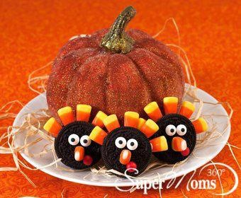 Candy Corn Turkeys!