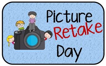 Elementary School Picture Retakes