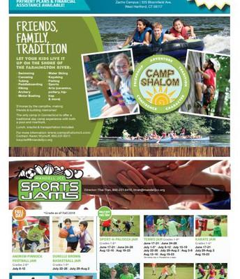 JCC Summer Camp