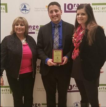 OC Arts Award
