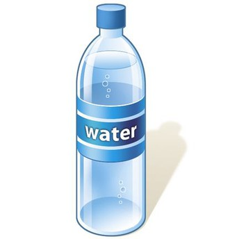 Don't forget your water bottle!