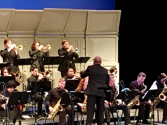 Sunset HS Jazz Band