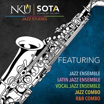 NKU Jazz album cover