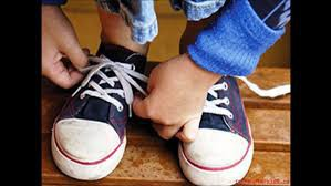 Teach Your Child to Tie Shoes