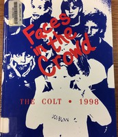 '97-'98 Yearbook Cover