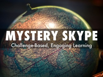 Mystery Skype in the Classroom-February 27, 2018