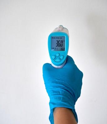 Student & Staff Temperature Screening Daily