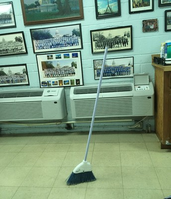 The Broom Challenge