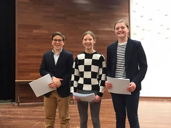 District Highlights Outstanding Speakers