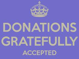 Employer/Company Donations!