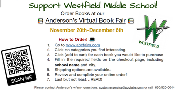 The Book Fair Will Help with Your Holidays