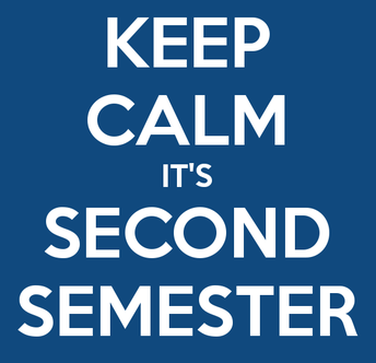 Where will you attend school for second semester?