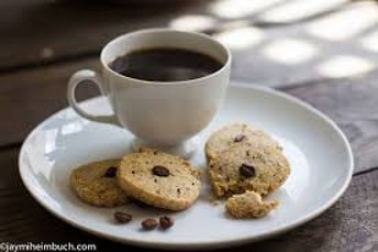 Join me for coffee, a light snack, and conversation!